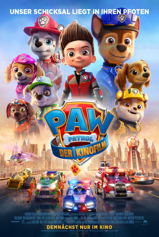 Paw Patrol Filmposter